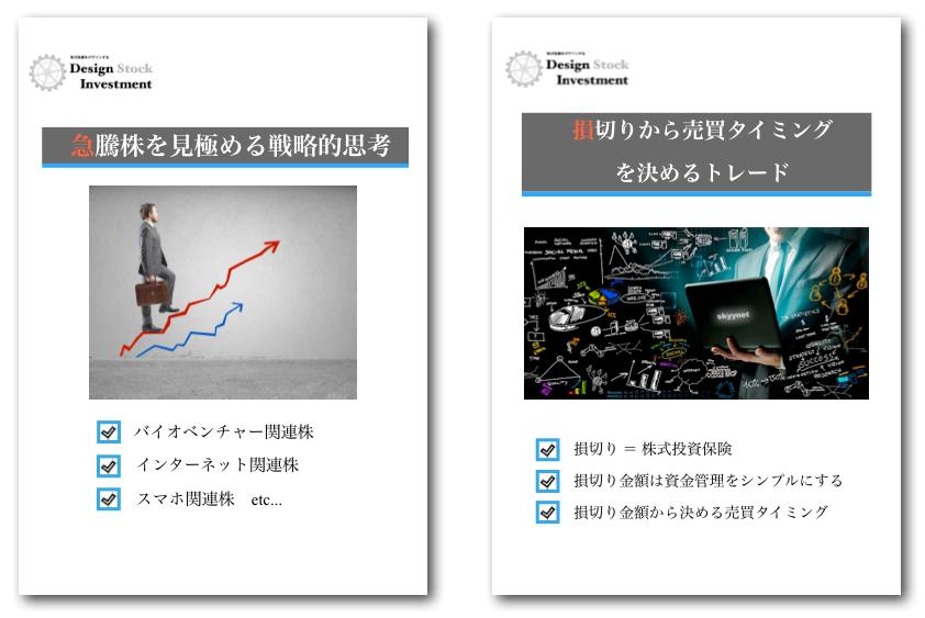 株式投資レポート